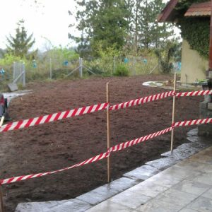 Rasen Garten A
